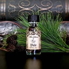 YULE - Winter Solstice - Artisan Botanical Ritual Oil