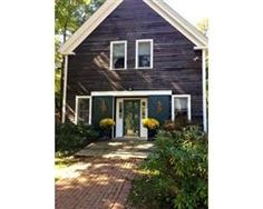 1122 Main Street, Hanover, MA... Beautifully restored 3 bedroom barn offered for sale for $399,900.