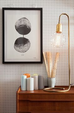 20 Functional Pegboard Ideas To Organize Your Room