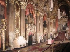 Movie Palace - Fox Theatre, San Francisco 1929