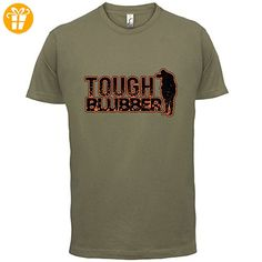 Tough Blubber - Herren T-Shirt - Khaki - L (*Partner-Link)
