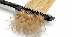 Alisa el cabello de forma permanente con esta simple receta de 4 ingredientes!
