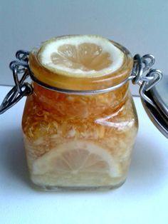 Jak naložit zázvor s medem a citrónem pro posílení imunity, na nemoci a hubnutí
