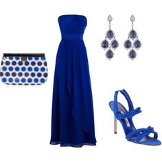 Royal Blue Formal, created by Me :)