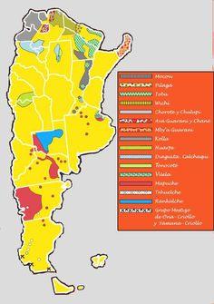 Indígenas de Argentina - Wikipedia, la enciclopedia libre