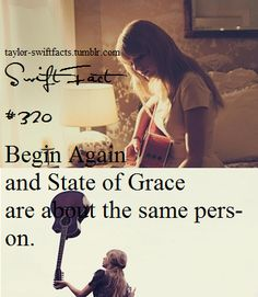 Really? Because I thought begin again was about Conor, and SOG was about Jake?