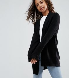 183448d8fc5 Get this Asos Petite s knit cardigan now! Click for more details. Worldwide  shipping.