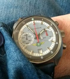 My Sturmanskie Chronograph 31659