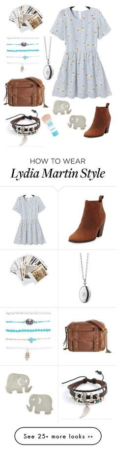 Lydia Martin Style by harrietsandy on Polyvore
