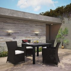 summon bar stool outdoor patio sunbrellaa set of 4 wl 002579 mw