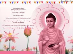 Happy Buddha Purnima 2015 Latest Wishes, Wallpapers, SMS, Messages, Quotes. Vesak day 2015 wishes, hd wallpapers, quotes, messages, sms. buddha jayanti sms.