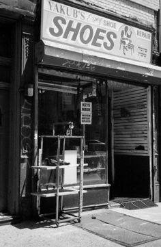 """Yakub's Expert Shoe Repair, Borough Park"""