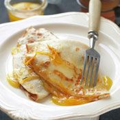 Crepes Suzette, Recipe from Cooking.com