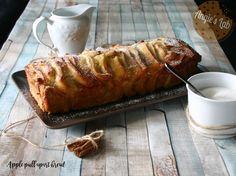 Apple, Apple pull apart bread, Breakfast, brioche, cannella, cinnamon, Colazione, frutta, lievitazione, Mele, Merenda, pull apart bread, spezie, spices, zenzero