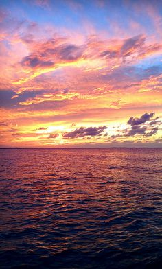 Turks and Caicos Sunset