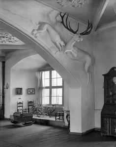 Königsberg Pr. Königsberger Schloß, Hirschsaal im Südflügel  1930-1940