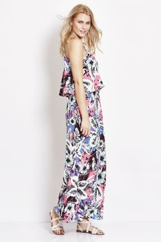 Check out our great value range of women's clothing at George at ASDA including dresses, lingerie, swimwear, jewellery and other accessories. Fashion Competition, Asda, Summer Styles, Summer Of Love, Summer Wardrobe, Summer Collection, Floral Prints, Cold Shoulder Dress, Women Wear