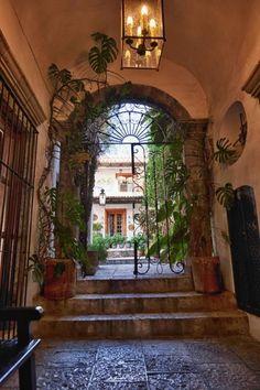Casa Piña SMA steps to Jardin, shadow of Parroquia in San Miguel de Allende                                                                                                                                                                                 Más