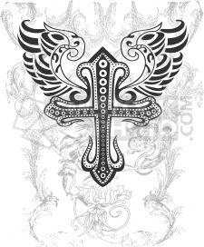 tribal tatouages croix celtiques tatouage croix celtique photos et