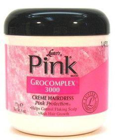 Luster's Pink Creme Hairdress Gro Complex 3000 6 oz. (Case of 6) *** Check this awesome product by going to the link at the image.