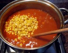 Mexický guláš Chana Masala, Chili, Ethnic Recipes, Food, Meal, Chile, Chilis, Eten, Meals
