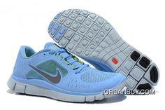 http://www.jordanbuy.com/nike-free-50-v3-womens-running-shoes-blue-grey.html NIKE FREE 5.0 V3 WOMENS RUNNING SHOES BLUE GREY Only $85.00 , Free Shipping!
