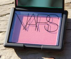 NARS Cosmetics Outlaw Blush. Click through for more photos!