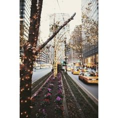 Favorite Places Spaces New York City ❤ liked on Polyvore featuring backgrounds, pictures, photos, new york and places