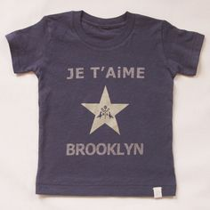 je taime star brooklyn tee from Pink Olive - $42.00