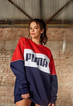 Women S Biggest Fashion Crimes Puma Outfit, Hoodie Outfit, Sporty Outfits, Outfits For Teens, Fashion Outfits, Ropa Color Neon, Urban Sport, Pretty Outfits, Cool Outfits