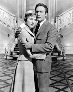 Julie Andrews and Christopher Plummer in The Sound of Music (1965)