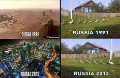 Soviet Russia.