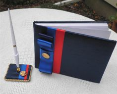 MARINE CORP GUEST BOOKS | Marine Corps Wedding GUEST BOOk Pen Set by WildExpressionsBride, $55 ...