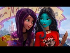 Episode 20: Odd Mal Out   Descendants: Wicked World - YouTube