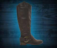 #ShoeCarnival  Women's Unr8ed Beautimous Brown Riding Boots at Shoe Carnival.