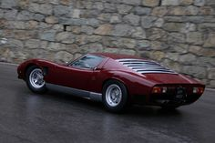 Lamborghini Miura   | Drive a Lambo @ http://www.globalracingschools.com