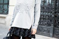 Sudadera-Sweatshirt Vero Moda Buylevard www.collagevintage.com #fashion #style #collagevintage #fashionblogger #outfit #look