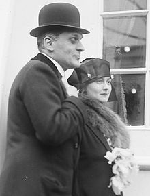 Antoine and Elizabeth Bibesco