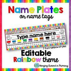 0d0d8434b8baf18c196ef d2d08 name plates name tags
