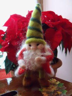 Gnomo natalizio - Chrstmas gnome