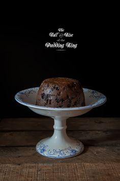Plum Pudding - Myth and Legend - Miss Foodwise