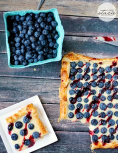 This Rustic Blueberry Lemon Tart recipe is both sweet and delicious. Prepare this for your kids and the guests at your next backyard barbecue for the ultimate reaction! This dessert recipe is bound to be a favorite.