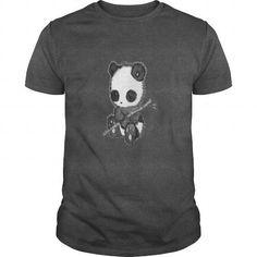 Awesome Tee Adorable Baby Panda Tanks T-Shirts