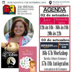 Gente chique é outra coisa!!! A Flávia Cunha vai lançar dois livros na Bienal de São Paulo. Boa sorte, Flavinha!!!!  Saiba mais sobre eles no Literatura de Mulherzinha:  http://livroaguacomacucar.blogspot.com.br/2016/08/vem-ai-novos-livros-da-autora-flavia.html