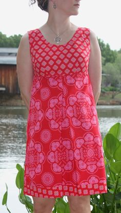 Cute dress patterns from Sew Serendipity