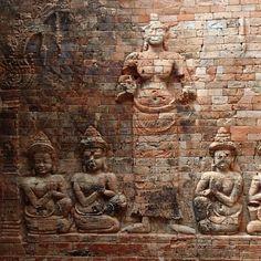 La déesse Lakshmi - Angkor