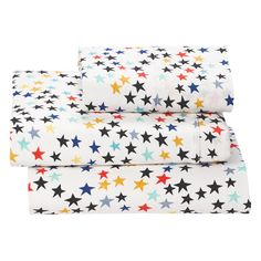 http://www.home2kitchen.com/category/Jersey-Sheets/ http://www.cadecga.com/category/Jersey-Sheets/ Superstar Kids Sheet Set | The Land of Nod