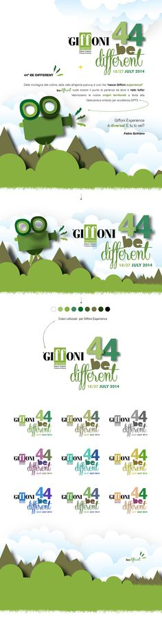 Giffoni Film Festival // Be Different