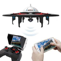 Best affordable FPV drone under $100 dollars – UDI U845 review
