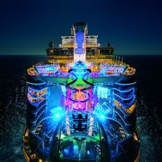 biggest cruise ship ever! Thumbnail: Announcing Our Newest Ship: Symphony of the Seas